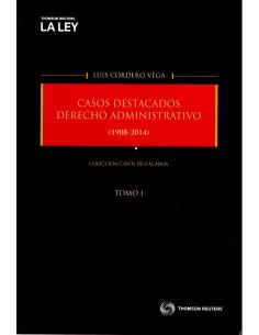 CASOS DESTACADOS DERECHO ADMINISTRATIVO - 3 TOMOS