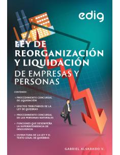 LEY DE REORGANIZACIÓN Y LIQUIDACIÓN DE EMPRESAS Y PERSONAS