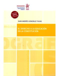 EL DERECHO A LA EDUCACIÓN EN LA CONSTITUCIÓN