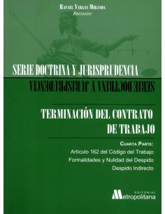 TERMINACIÓN DEL CONTRATO DE TRABAJO - CUARTA PARTE