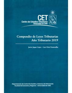 COMPENDIO DE LEYES TRIBUTARIAS AÑO TRIBUTARIO 2019