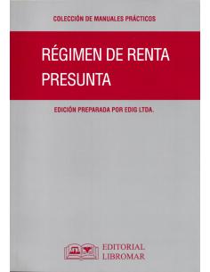 RÉGIMEN DE RENTA PRESUNTA