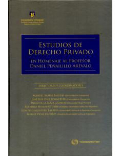 ESTUDIOS DE DERECHO PRIVADO EN HOMENAJE AL PROFESOR DANIEL PEÑAILILLO ARÉVALO