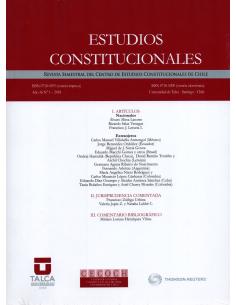 ESTUDIOS CONSTITUCIONALES AÑO 16 N° 1 – 2018