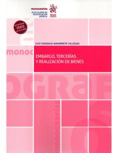EMBARGO, TERCERÍAS Y REALIZACIÓN DE BIENES