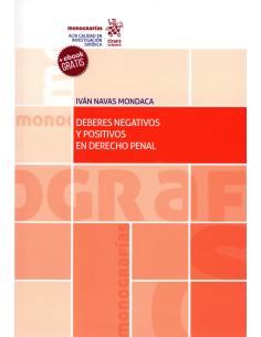 DEBERES POSITIVOS Y NEGATIVOS EN DERECHO PENAL