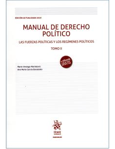 MANUAL DE DERECHO POLÍTICO – TOMO II