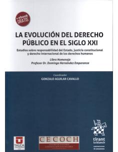 LA EVOLUCIÓN DEL DERECHO PÚBLICO EN EL SIGLO XXI