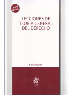 LECCIONES DE TEORÍA GENERAL DEL DERECHO