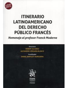 ITINERARIO LATINOAMERICANO DEL DERECHO PÚBLICO FRANCÉS