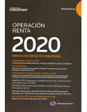 OPERACIÓN RENTA 2020 – MANUAL DE CONSULTA TRIBUTARIA