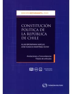 CONSTITUCIÓN POLÍTICA DE LA REPÚBLICA DE CHILE – EDICIÓN ESTUDIANTIL