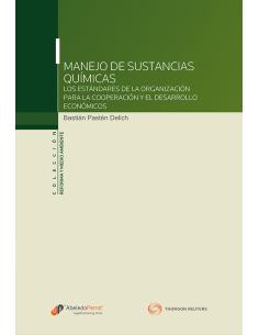 MANEJO DE SUSTANCIAS QUÍMICAS