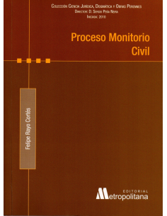 PROCESO MONITORIO CIVIL