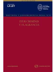 REVISTA DOCTRINA Y JURISPRUDENCIA PENAL N° 19 - ITER CRIMINIS Y FLAGRANCIA