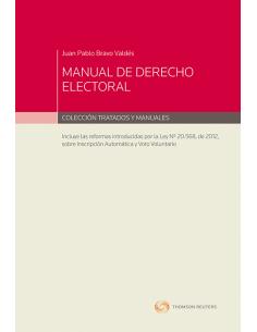 MANUAL DE DERECHO ELECTORAL