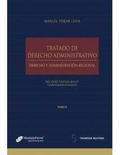TRATADO DE DERECHO ADMINISTRATIVO - DERECHO Y ADMINISTRACIÓN REGIONAL