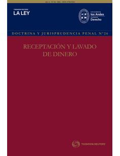 REVISTA DOCTRINA Y JURISPRUDENCIA PENAL N°26 - RECEPTACIÓN Y LAVADO DE DINERO