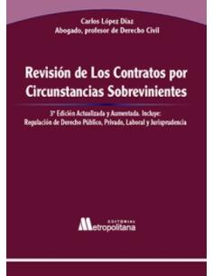 REVISIÓN DE LOS CONTRATOS POR CIRCUNSTANCIAS SOBREVINIENTES
