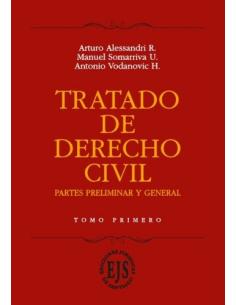 TRATADO DE DERECHO CIVIL - PARTES PRELIMINAR Y GENERAL