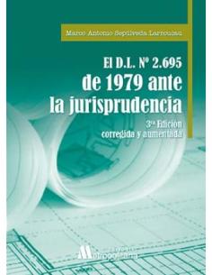 EL D.L. N° 2.695 DE 1978 ANTE LA JURISPRUDENCIA