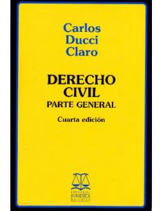 DERECHO CIVIL - PARTE GENERAL