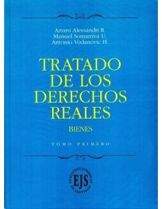 TRATADO DE LOS DERECHOS REALES - BIENES