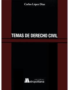 TEMAS DE DERECHO CIVIL