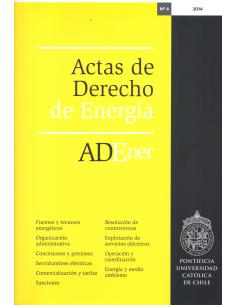 ACTAS DE DERECHO DE ENERGÍA N° 4
