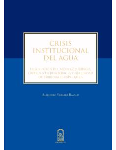 CRISIS INSTITUCIONAL DEL AGUA