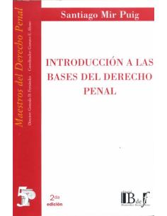 (5) INTRODUCCIÓN A LAS BASES DEL DERECHO PENAL