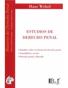 (6) ESTUDIOS DE DERECHO PENAL