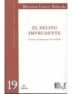 (19) EL DELITO IMPRUDENTE
