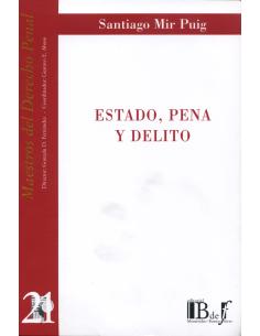 (21) ESTADO, PENA Y DELITO