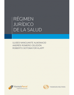 RÉGIMEN JURÍDICO DE LA SALUD