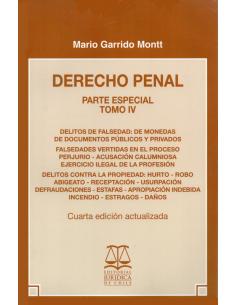 DERECHO PENAL - TOMO IV