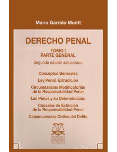 DERECHO PENAL - TOMO I