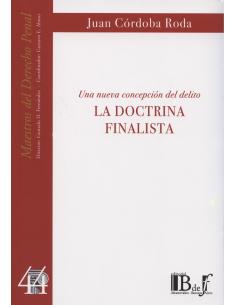(44) UNA NUEVA CONCEPCIÓN DEL DELITO LA DOCTRINA FINALISTA