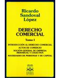 DERECHO COMERCIAL - TOMO I