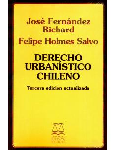 DERECHO URBANÍSTICO CHILENO
