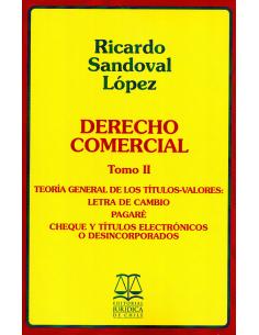 DERECHO COMERCIAL - TOMO II