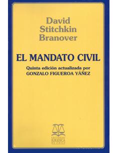EL MANDATO CIVIL