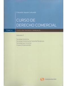 CURSO DE DERECHO COMERCIAL - TOMO II - VOLUMEN II
