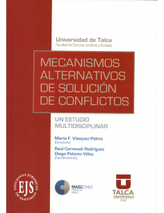 MECANISMOS ALTERNATIVOS DE SOLUCIÓN DE CONFLICTOS