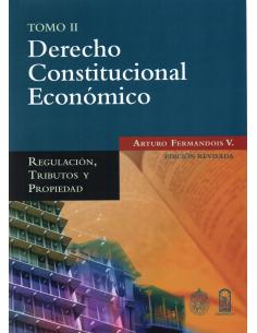 DERECHO CONSTITUCIONAL ECONÓMICO - TOMO II